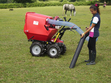 Trafalgar PC450 power barrow paddock cleaners for sale